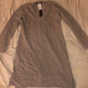 Banana Republic Tan NWT Sweater Dress